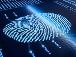 Developing an App for the Recognition of Fingerprints of Children